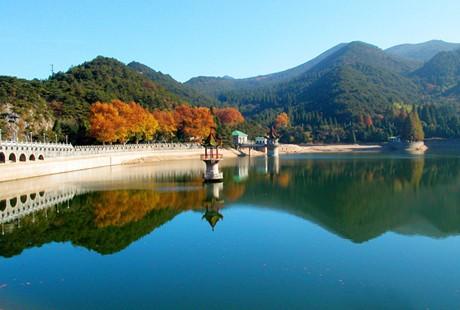 庐山-芦林湖1