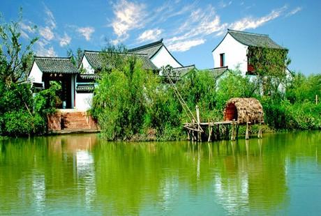 <印象江南>杭州西湖、西溪、西塘、乌镇汽车2日游观赏西湖美景、夜游中国最浪漫的水乡西塘