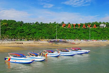 泰国-芭堤雅1