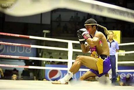 泰国-泰拳2