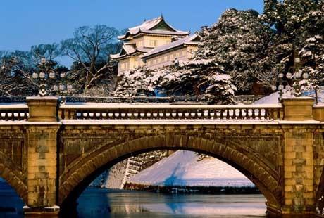 日本-二重橋1