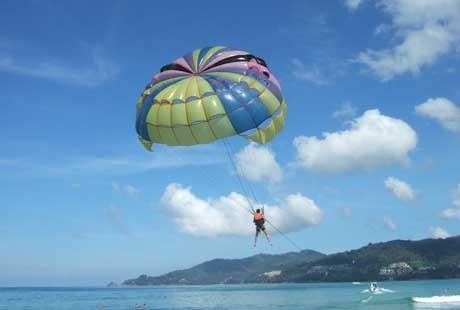泰國-降落傘1