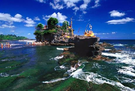 巴厘島-海神廟1