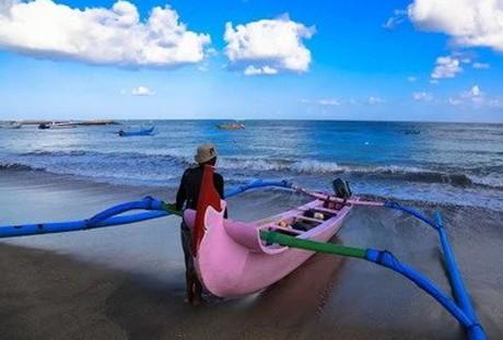 巴厘島-庫塔海灘