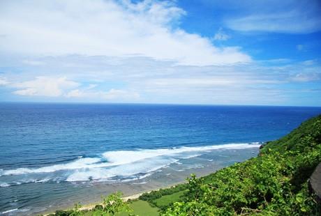 巴厘岛-情人崖1