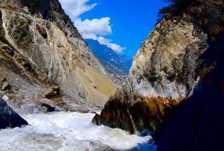 云南-虎跳峡1
