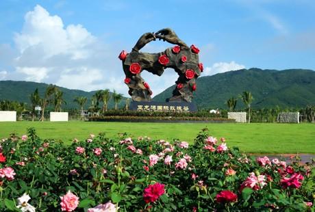 海南-玫瑰谷1