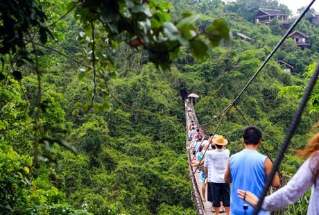 海南-熱帶天堂森林公園1