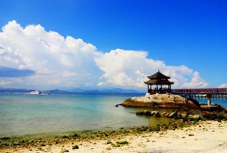 海南-蜈支洲岛1