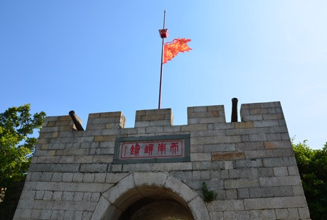 福建-胡里山炮台1