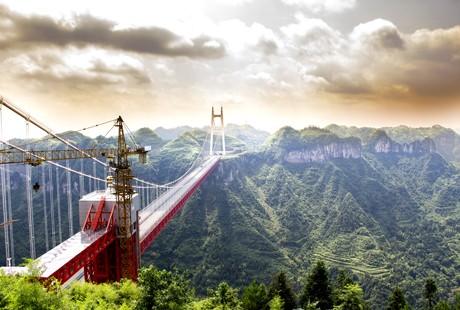 <全景湘西>张家界天门山凤凰古城 双座6日游一次游遍湘西最值得一看的精华美景