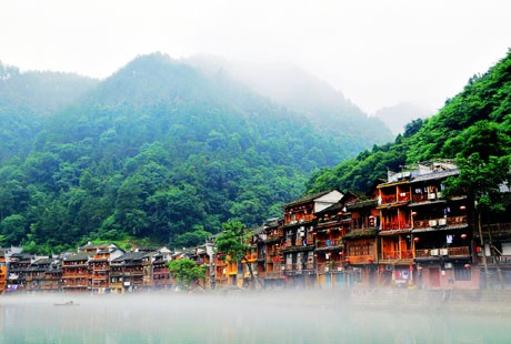 湖南-凤凰古城5