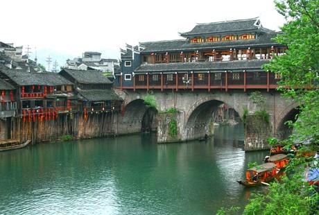 湖南-凤凰古城8