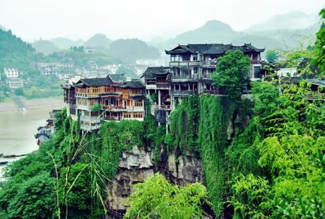湖南-芙蓉镇1