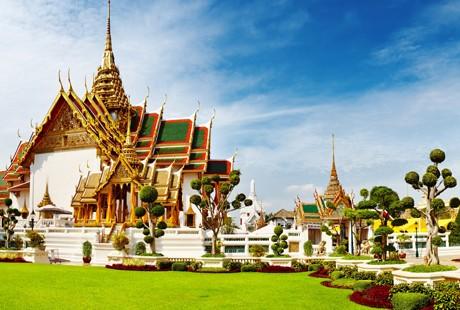 <至尊>泰国曼谷+芭堤雅包机6日游南昌直飞,感受泰式温暖