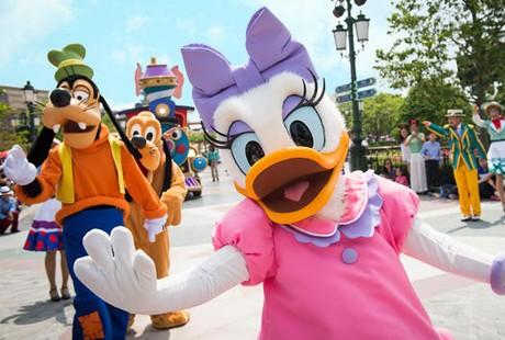<奇妙迪士尼>上海迪士尼 往返高铁3日游纯玩休闲,迪士尼半自由行3日游