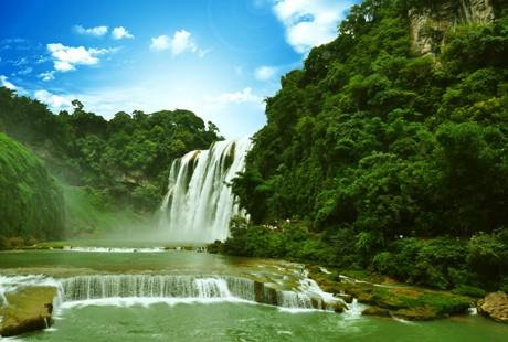 貴州-黃果樹瀑布1