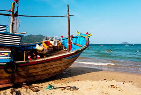 <芽庄物语>越南芽庄双飞6日蚕岛、珊瑚岛、竹岛、海燕岛四岛出海