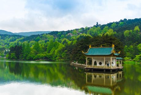 廬山-如琴湖2
