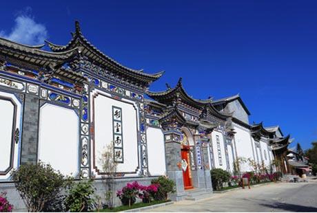 云南-大理白族民居7