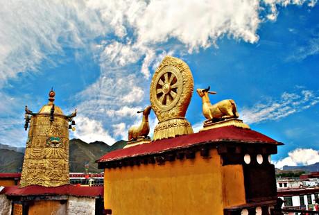 <臻美西藏>西藏全景双卧13日游拉萨、林芝、日喀则