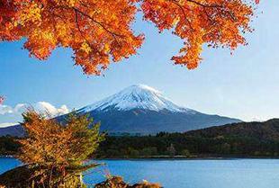 日本河口湖