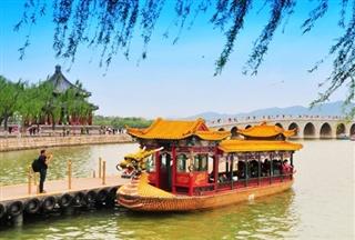 颐和园慈溪水道