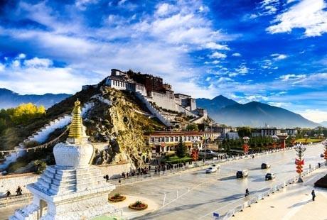 【拉萨起止】臻美西藏 拉萨布达拉宫 7日游0购物、0自费