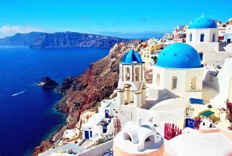 【沐浴愛琴】希臘一地10日游愛琴海最美島嶼,圣托里尼+雅典衛城