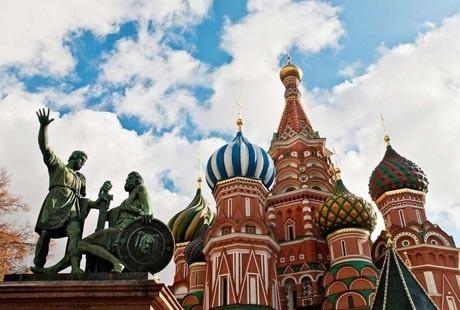 【南昌起止】俄罗斯三飞8日游莫斯科+圣彼得堡浓化不开的苏联情节