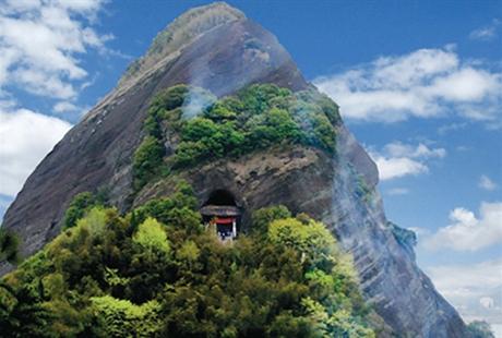 铜鼓天柱峰 门票+船票修江第一峰、青山飞瀑、绿水丹山