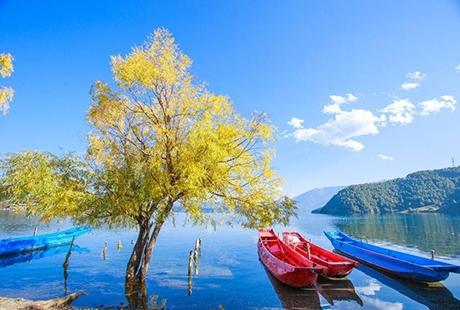 【抖音海西】东台吉乃湖、水上雅丹、青海湖、茶卡盐湖 双飞6日网红爆品