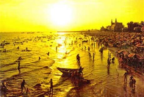南昌到南宁北海双卧5日游天下第一滩-北海银滩,感受海的气息