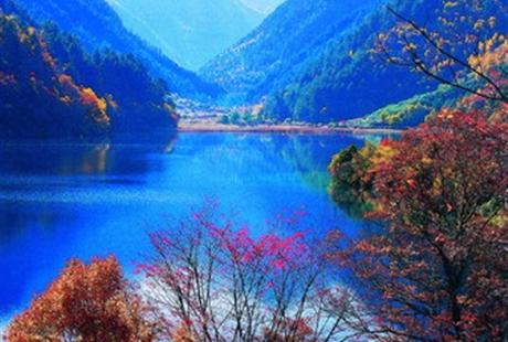 【国庆·纯玩九寨】南昌到九寨沟黄龙双飞6日游人间仙境、童话世界、九寨归来不看水………