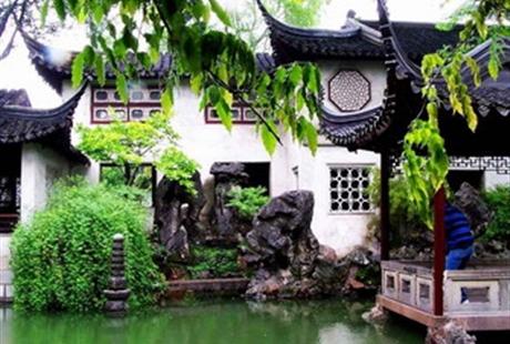 南昌到蘇州周莊雙臥4日游上有天堂、下有蘇杭、感受江南水鄉周莊魅力