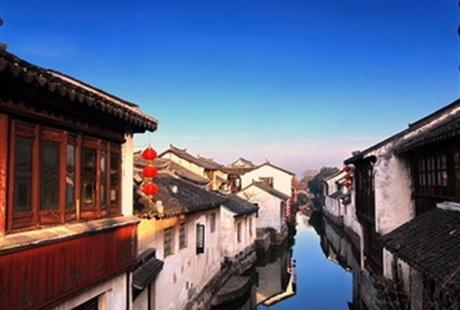 南昌到杭州蘇州上海雙臥5日游上有天堂、下有蘇杭、感受江南水鄉烏鎮魅力【蘇州烏鎮紹興五日】