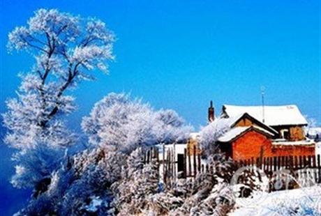 【高品格】哈尔滨、亚布力滑雪、大雪谷、雪乡、龙江第一峰、冰雪画廊双卧8日游111
