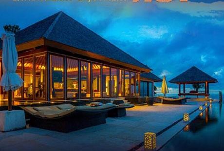 【精彩暢游】新馬波德申6日游1晚波德申海邊酒店+1晚新加坡商務型酒店
